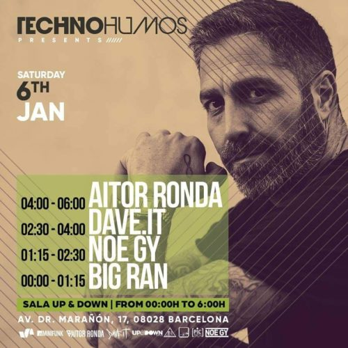 Techno Humos #8
